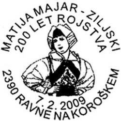 07_02_2009 - Matija Majar Zilski 200 let rojstva