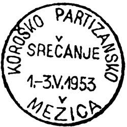 1-3_5_1953 - Partizansko srečanje