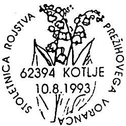 10_08_1993 - 100 let rojstva Prežihov Voranc - Kotlje