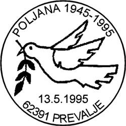 13_05_1995 - 50let konca II.svet. vojne - Poljana
