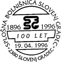19_04_1996 - 100 let Splošne bolnišnice Slovenj Gradec