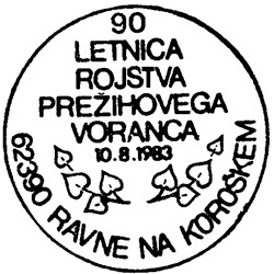 20_10_1983 - 90 letnica rojstva Prežihovega Voranca