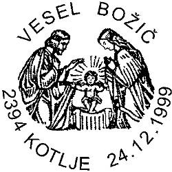 24_12_1999 - Božič 1994 - Kotlje