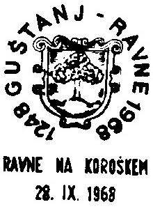 28_9 - 6_10_1968 - Otvoritev pošte Ravne  001_1