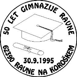 30_09_1995 - 50let Gimnazije Ravne