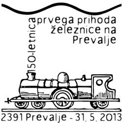 KFD85_150_let_železnice_Prevalje_31_5_2013